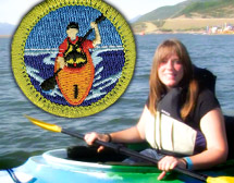 Venturer and Kayaking Merit Badge